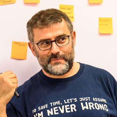 Episode 451 | Alberto Brandolini - Mistakes and Experiments
